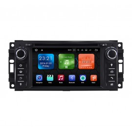 Autoradio DVD GPS Jeep Compass (2007-2015) Android 8.0