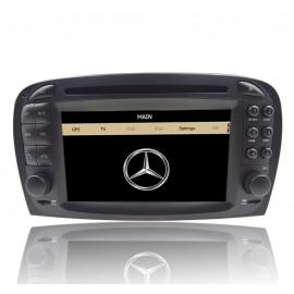 GPS Mercedes Benz SL R230 (2001-2004)