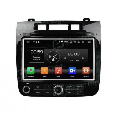 Autoradio GPS Android 8.0 VW Touareg (2010-2015)