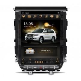 Autoradio GPS Toyota Land Cruiser 2016 12.1 pouces Android 7.1