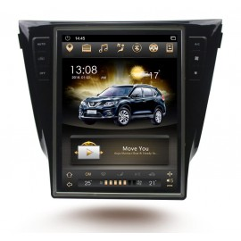Autoradio GPS Nissan X-Trail (2013-2015) 12.1 pouces Android 7.1