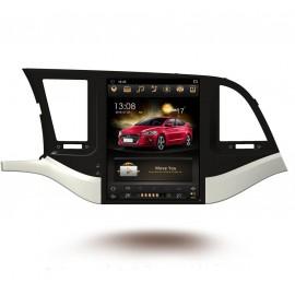 Autoradio GPS Hyundai Elantra 2016 10.4 pouces Android 7.1