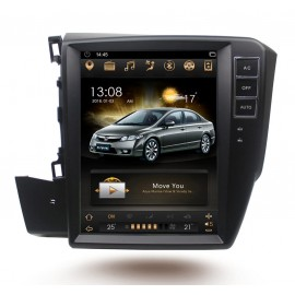 Autoradio GPS Honda Civic (2012-2015) 10.4 pouces Android 7.1