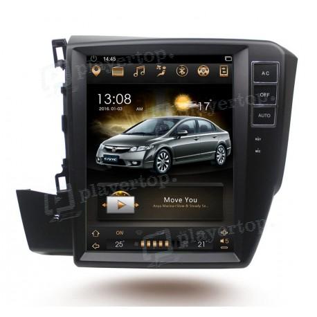 Autoradio GPS Honda Civic (2012-2015) 10.4 pouces Android 7.1