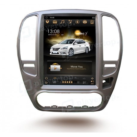 Autoradio GPS Nissan Sylphy (2008-2016) 10.4 pouces Android 7.1