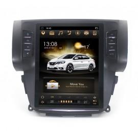 Autoradio GPS Nissan Sylphy (2014-2016) sans DVD 10.4 pouces Android 7.1