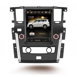 Autoradio GPS Nissan Patrol (2009-2016) 12.1 pouces Android 7.1
