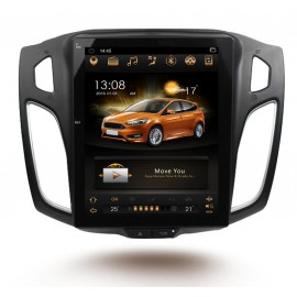 Autoradio GPS Ford Focus (2012-2015) 10.4 pouces Android 7.1