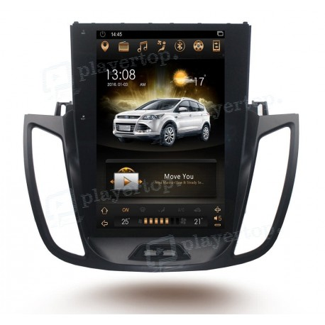 Autoradio GPS Ford Kuga (2015-2017) 12.1 pouces Android 7.1
