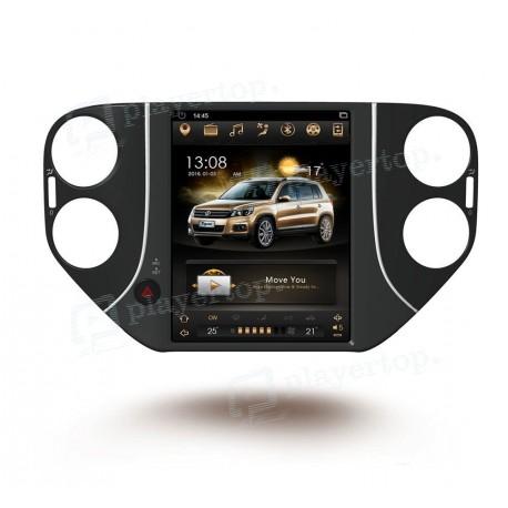 Autoradio GPS VW Tiguan (2010-2016) 10.4 pouces Android 7.1