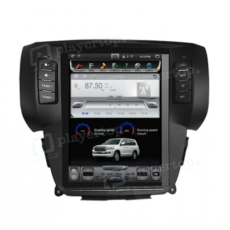 Autoradio Android 6.0 Nissan Sylphy (2015-2017) 10.4 pouces