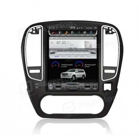 Autoradio Android 6.0 Nissan Sylphy (2010-2014) 10.4 pouces