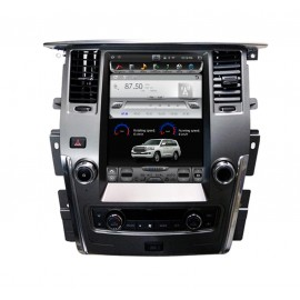 Autoradio Android 6.0 Nissan Patrol 2017 12.1 pouces