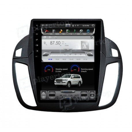 autoradio android 6 0 ford kuga 2013 2015 12 1 pouces sans dvd. Black Bedroom Furniture Sets. Home Design Ideas