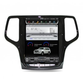 Autoradio Android 6.0 Jeep Grand Cherokee (2014-2016) 10.4 pouces