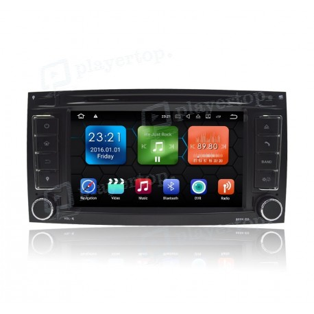 Autoradio DVD GPS Android 8.0 VW Multivan 2009