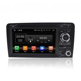 autoradio audi a3 gps connecter votre voiture player top. Black Bedroom Furniture Sets. Home Design Ideas