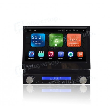 poste autoradio 1 din gps android 9 0 player top. Black Bedroom Furniture Sets. Home Design Ideas