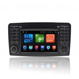 GPS Android 9.0 Mercedes Benz ML Class (2005-2013)