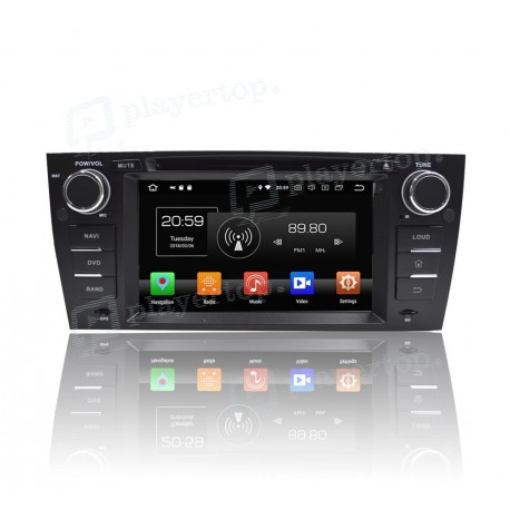Autoradio DVD GPS Android 8.0 BMW E93 (2006-2011)