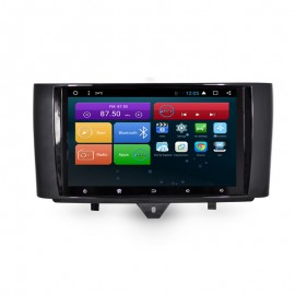 Autoradio Smart For two (2009-2010) Android 7.1