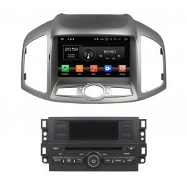 GPS autoradio Chevrolet Captiva (2012-2014) Android 8.0