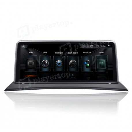 Autoradio BMW X3 E83 (2004-2011) Android 4.4