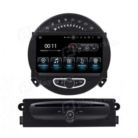 Autoradio DVD GPS Android 8.0 BMW Mini (2006-2013)