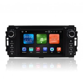 Autoradio DVD GPS Jeep Grand Cherokee (2011-2015) Android 8.0