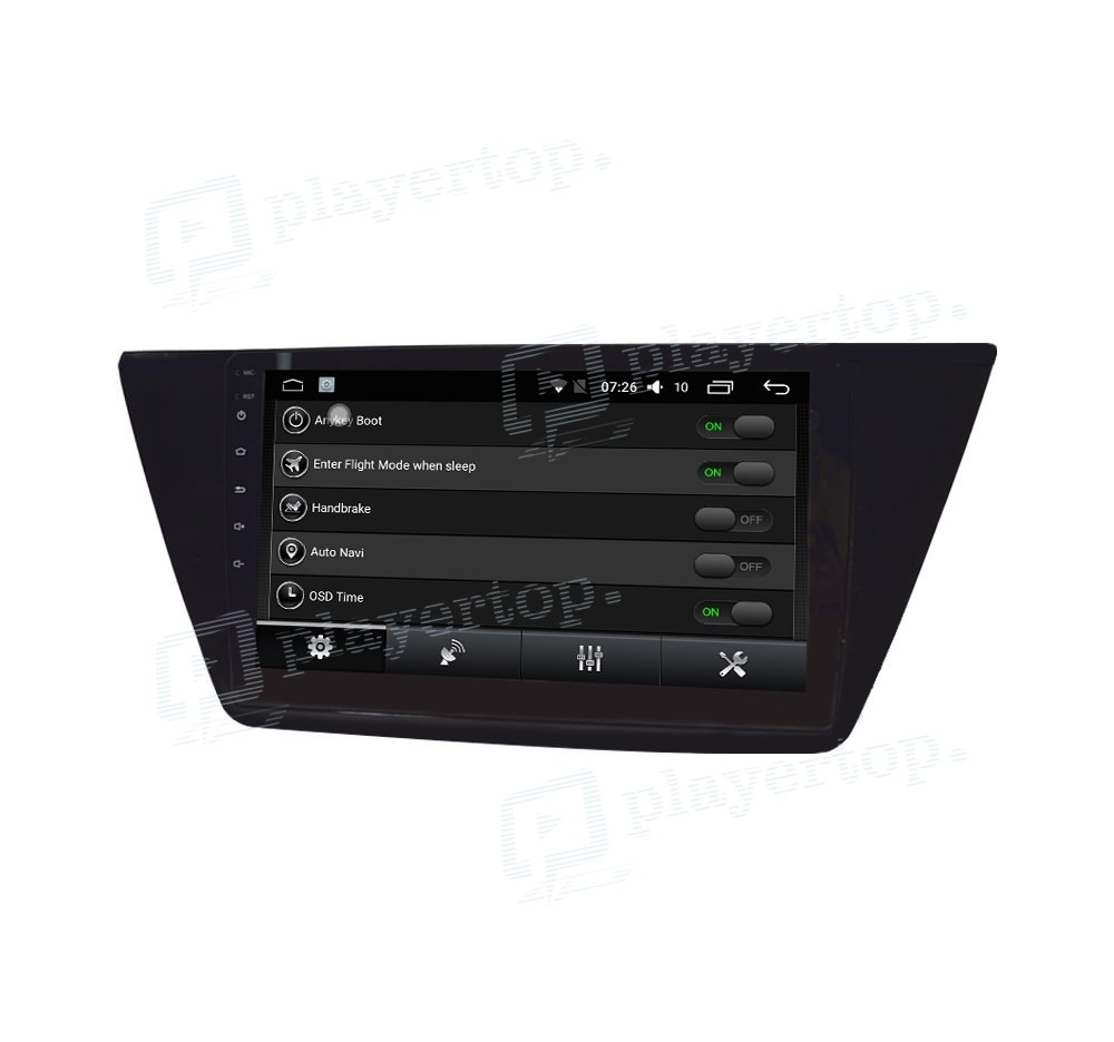 auto radio android 6 0 vw touran 2016. Black Bedroom Furniture Sets. Home Design Ideas
