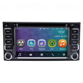 Auto-radio Android 8.0 Toyota Rav4 (2000-2008)