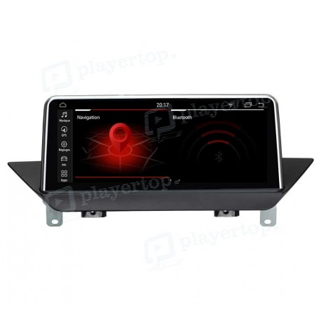 Autoradio Android 9.0 BMW X1 E48 (2009-2015)