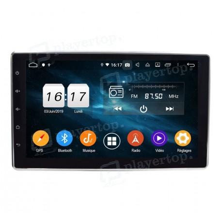 Autoradio Android 9.0 avec écran 10.1