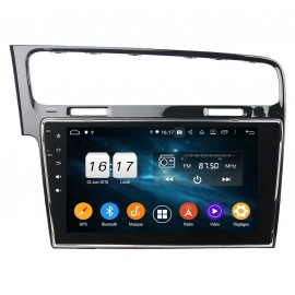 Autoradio Android 9.0 VW Golf 7 (2013-2015)
