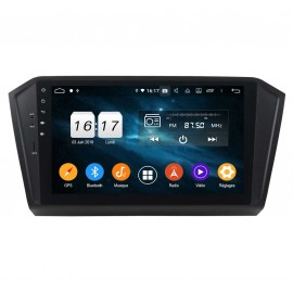 Autoradio Android 9.0 VW Passat (2015-2017)