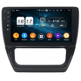 Autoradio Android 9.0 VW Sagitar (2012-2014)