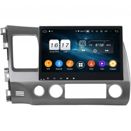 Autoradio Android 9.0 Honda Civic (2006-2011)