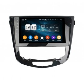 Autoradio Android 9.0 Nissan Qashqai AT (2013-2016)