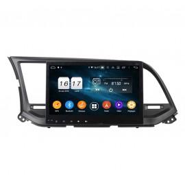 Autoradio Android 9.0 Hyundai Elantra 2016