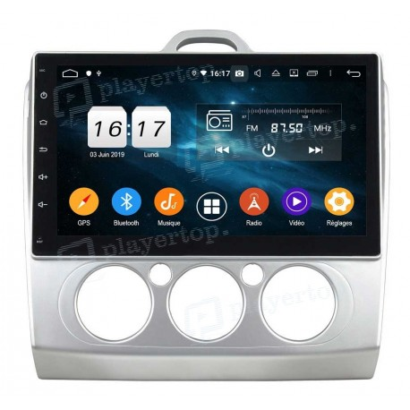 Autoradio Android 9.0 Ford Focus MT (2007-2011)