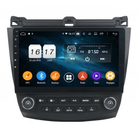 Autoradio Android 9.0 Honda Accord 7 (2003-2007)