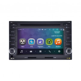 Autoradio GPS Android 8.0 VW Sharan (2004-2007)