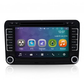 Auto-radio Android 8.0 Skoda Roomster (2006-2013)
