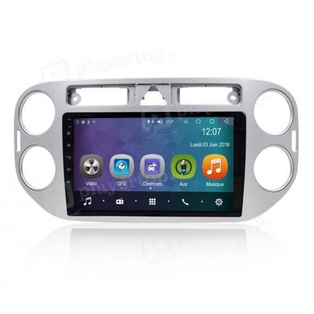 Auto-radio Android 8.0 VW Tiguan 2013