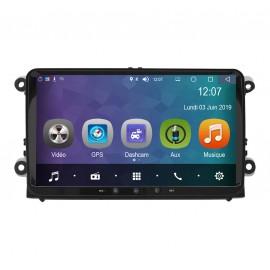 Auto-radio Android 8.0 Skoda Octavia (2006-2013)