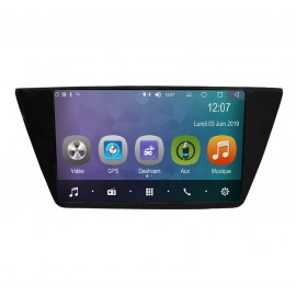 Autoradio GPS Android 8.0 Volkswagen Touran 2016