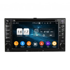 Autoradio GPS Android 9.0 KIA Optima (2005-2010)