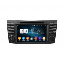 Autoradio DVD GPS Android 9.0 Mercedes Benz CLS W219 (2004/10-2008)