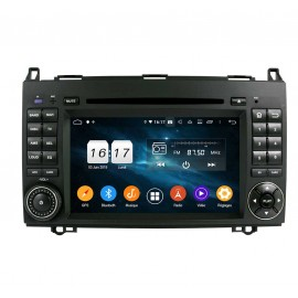 Autoradio DVD GPS Android 9.0 Mercedes Benz Classe B W245 (2004-2012)