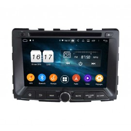 Autoradio GPS Android 9.0 Ssangyong Rexton 2014